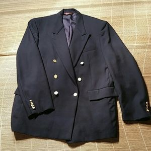 Nordstrom Navy Wool Blazer. 44R